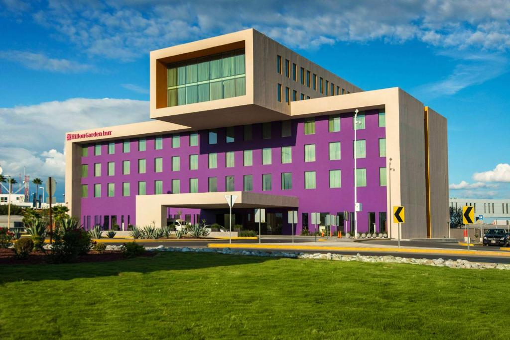 Hilton Garden Inn Monterrey Airport Monterrey Precios Actualizados 2019
