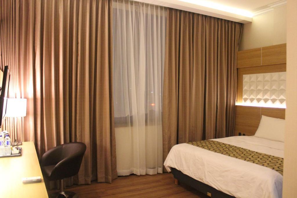 Fontana Hotel Jakarta Indonesia