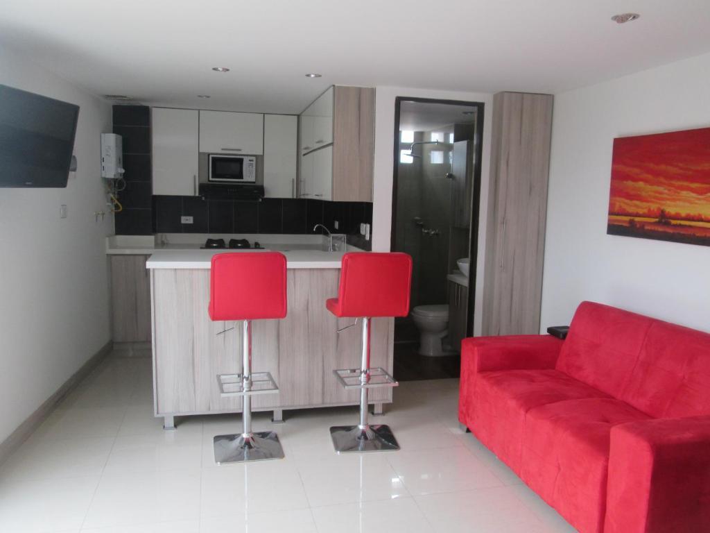Apartamentos frontera de lujo medell n precios for Decoracion para minidepartamentos