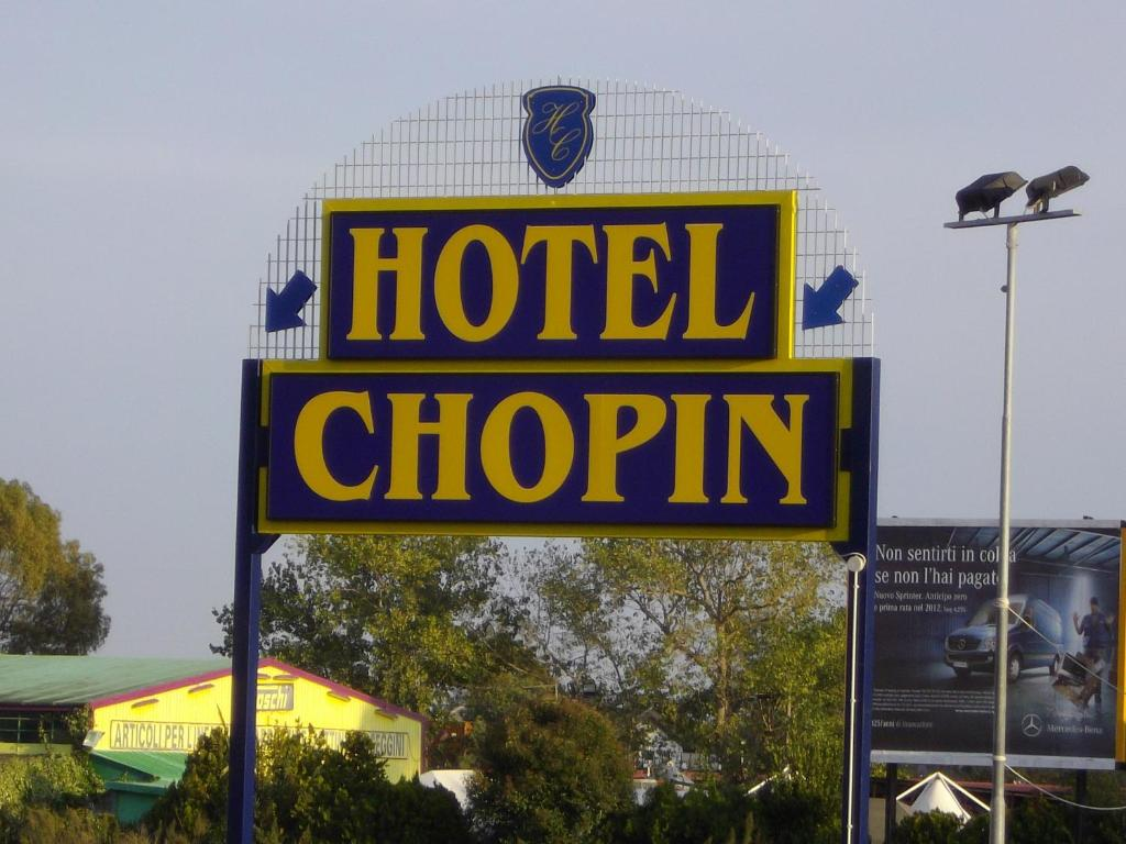 Hotel chopin fiumicino italy for Reservation hotel italie