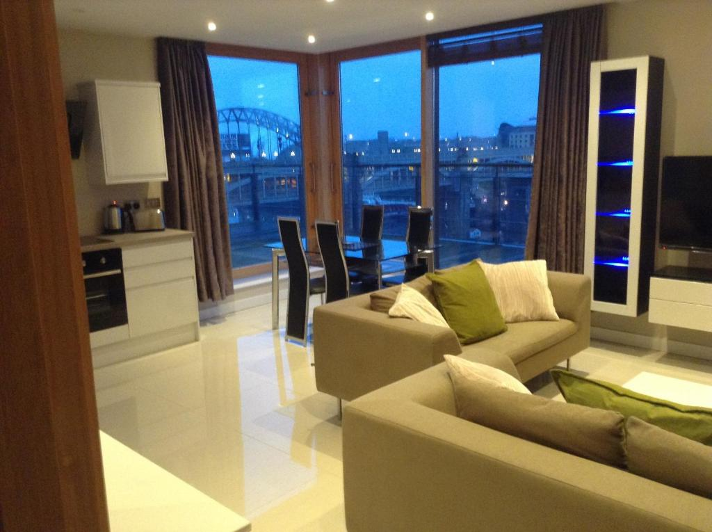 Apartment Amazing City Centre Penthouse With Newcastle Upon Tyne UK