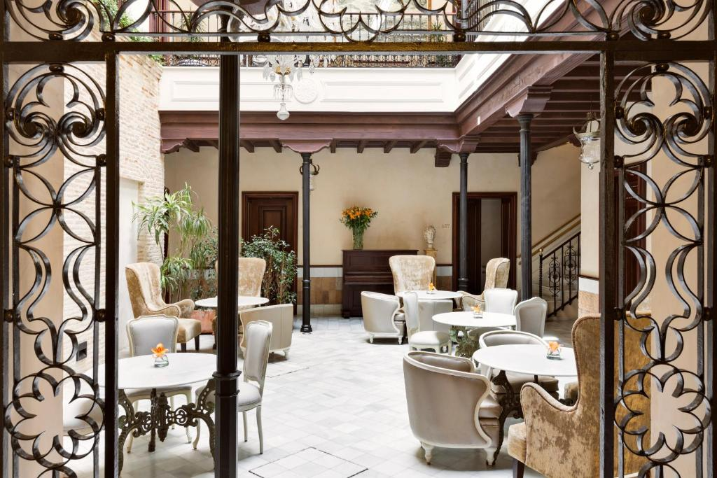 boutique hotels sevilla provinz  254