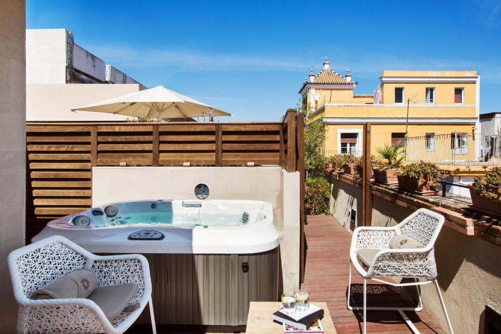 boutique hotels sevilla provinz  260