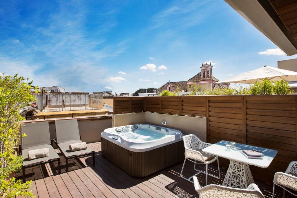 boutique hotels sevilla provinz  269