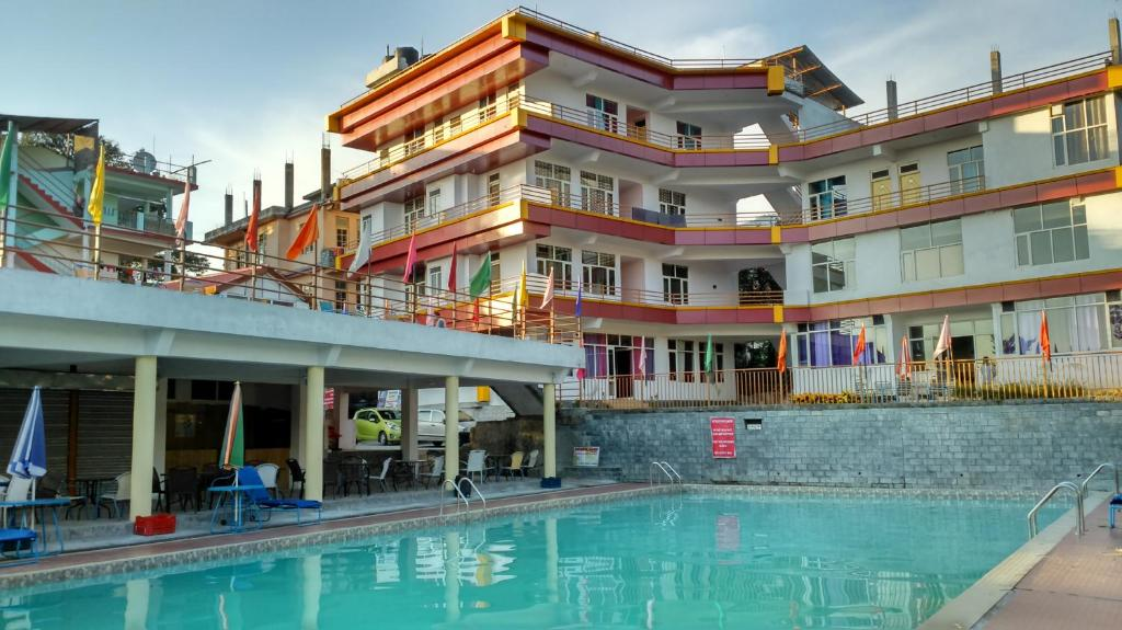 Highland village resort dharamshala india - Hotels in dharamshala with swimming pool ...
