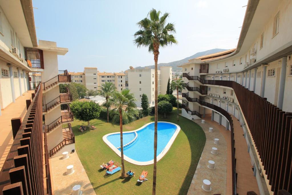 Bonita foto de Apartamento Albir Plaza Holiday