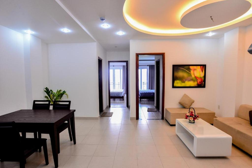 Camellia Apartment, Ho Chi Minh City, Vietnam - Booking.com