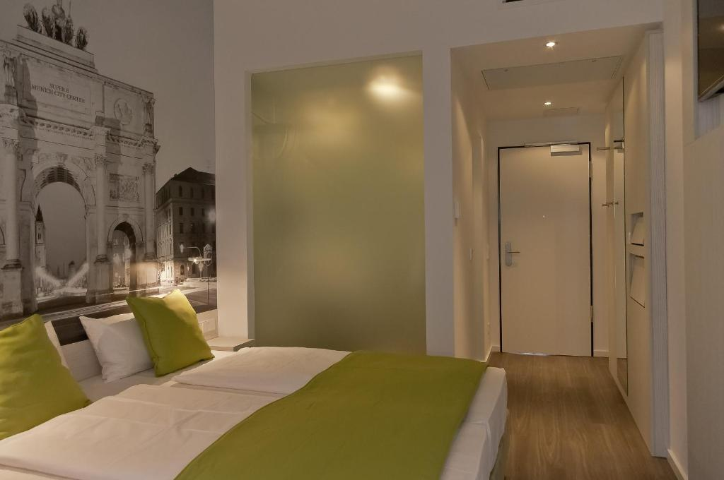 Hotel Super 8 Munich City North Germany Bookingcom