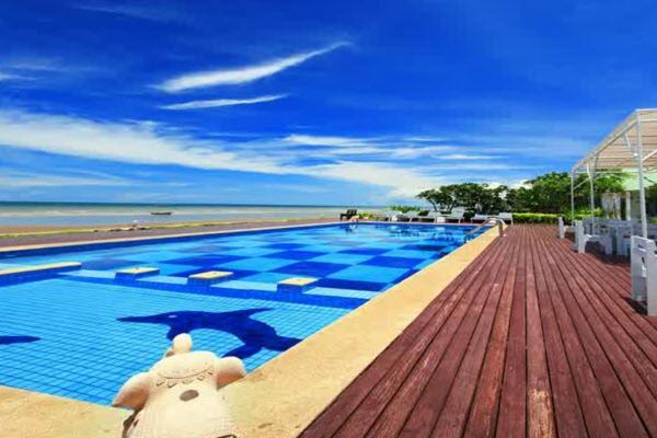 sea sky resort haad chao samran thailand. Black Bedroom Furniture Sets. Home Design Ideas