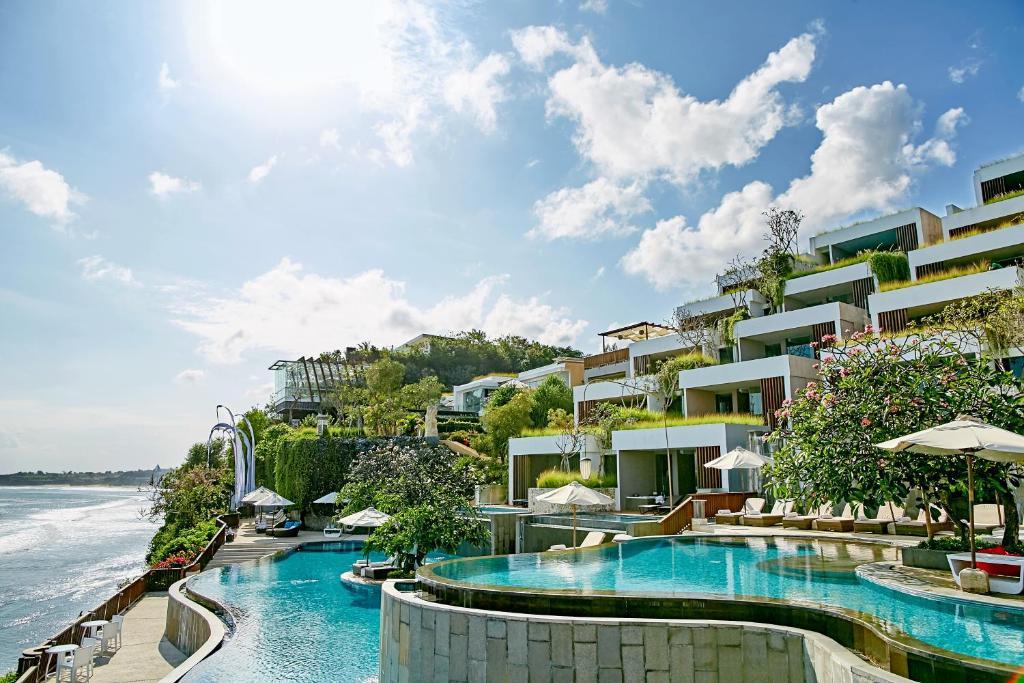 Anantara Uluwatu Bali Resort Indonesien Uluwatu Booking Com