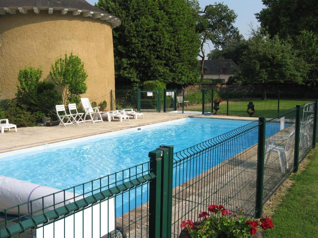Apartments In Romille Brittany