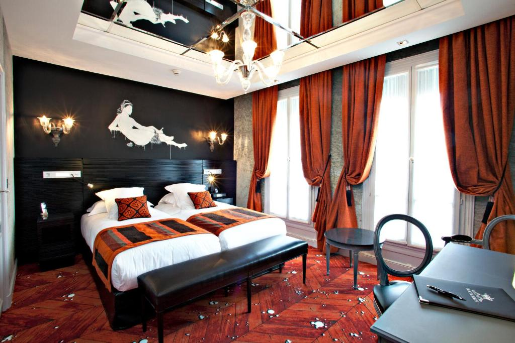 mac mahon hotel paris booking