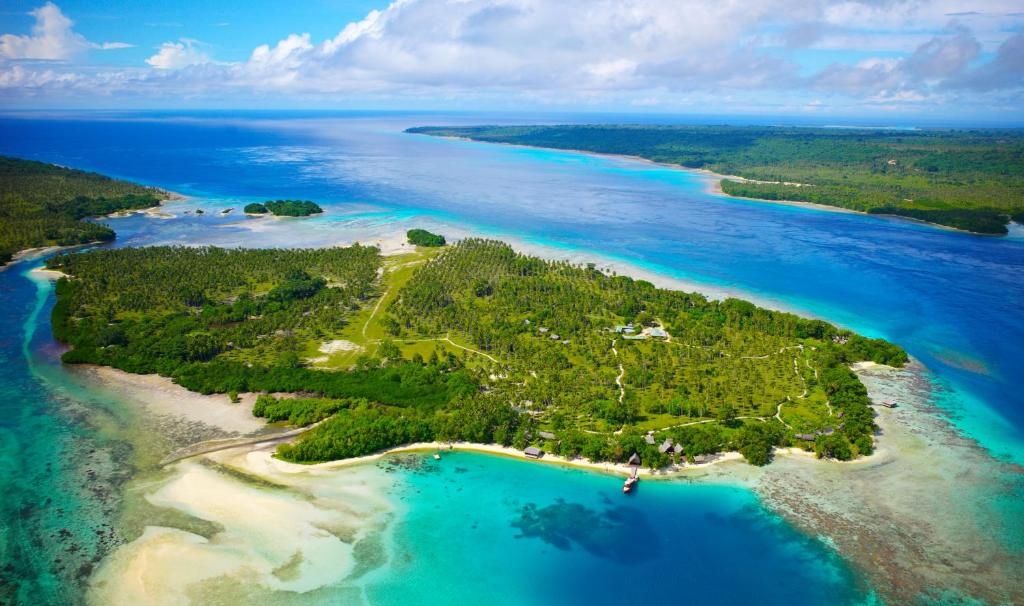 Ratua Island Resort Spa Luganville Vanuatu Bookingcom
