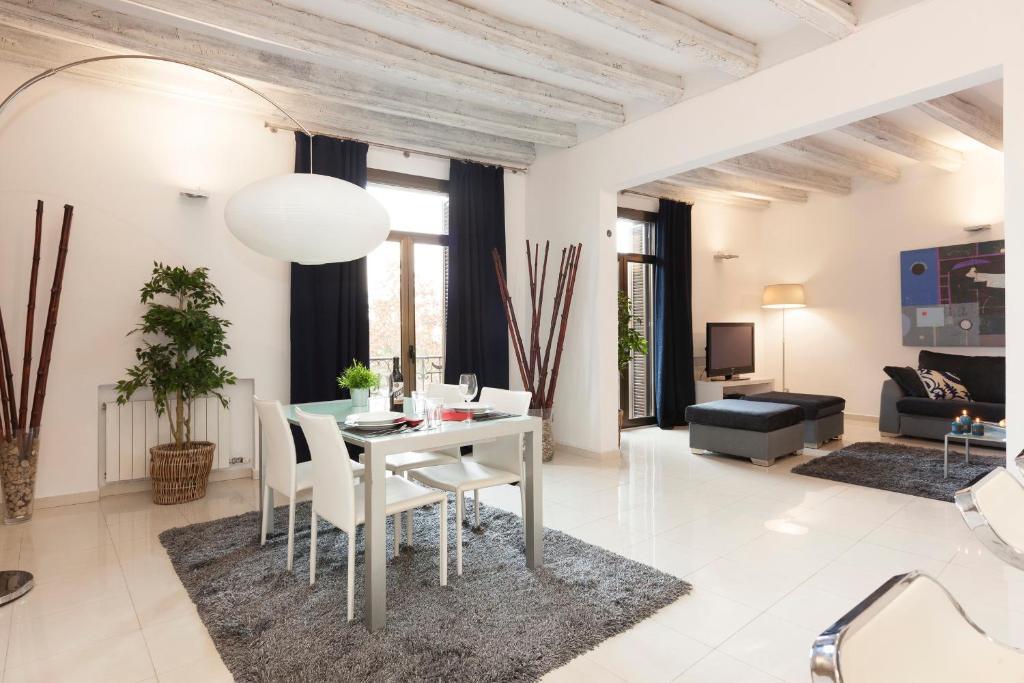 Foto del Apartament Colon Bcn