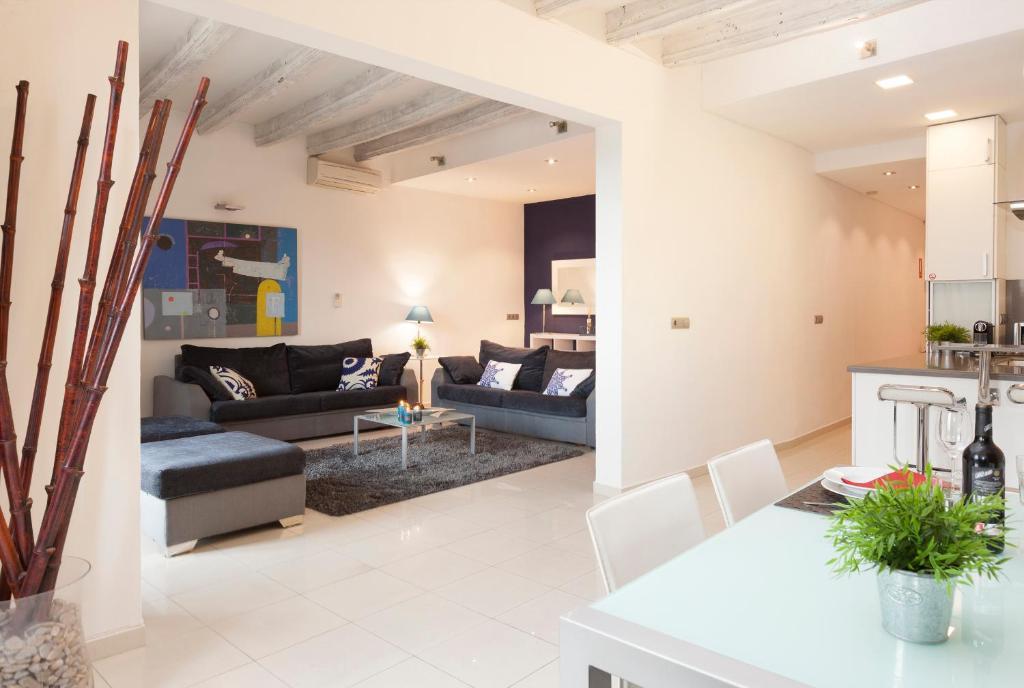 Apartament Colon Bcn foto