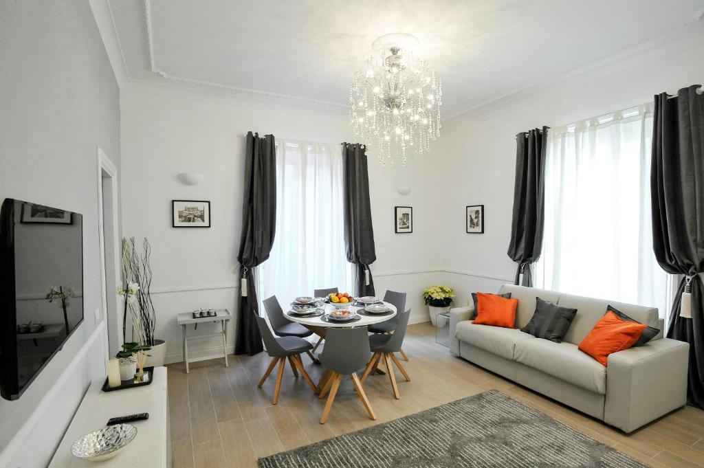 L genhet angelica ita rom for Appartamenti moderni immagini