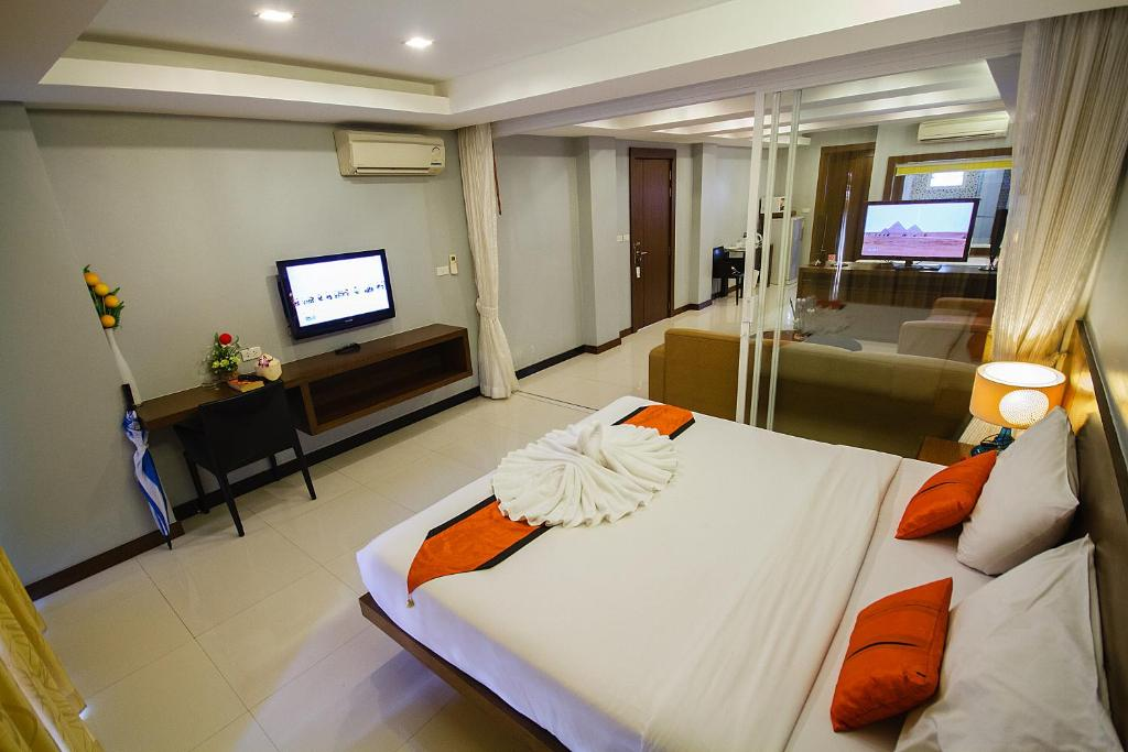 Platinum Hotel And Apartments Patong Beach