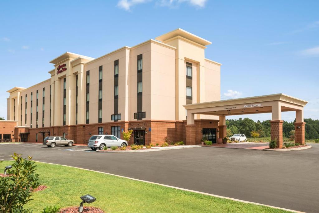 Hampton Inn Suites Lavonia Ga