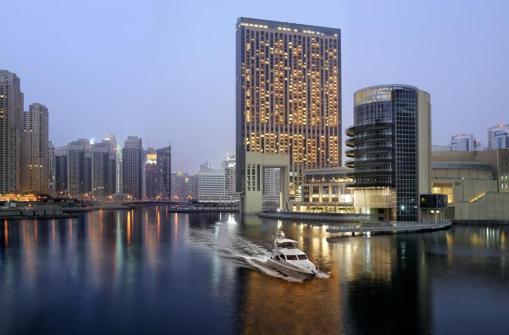 Waterfront One Bedroom Apartment Du Dubai Uae Booking Com