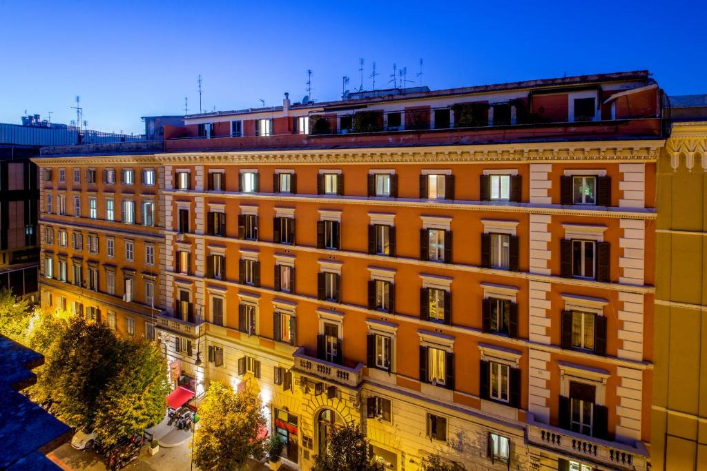 Hotel oxford rome italy for Reservation hotel italie