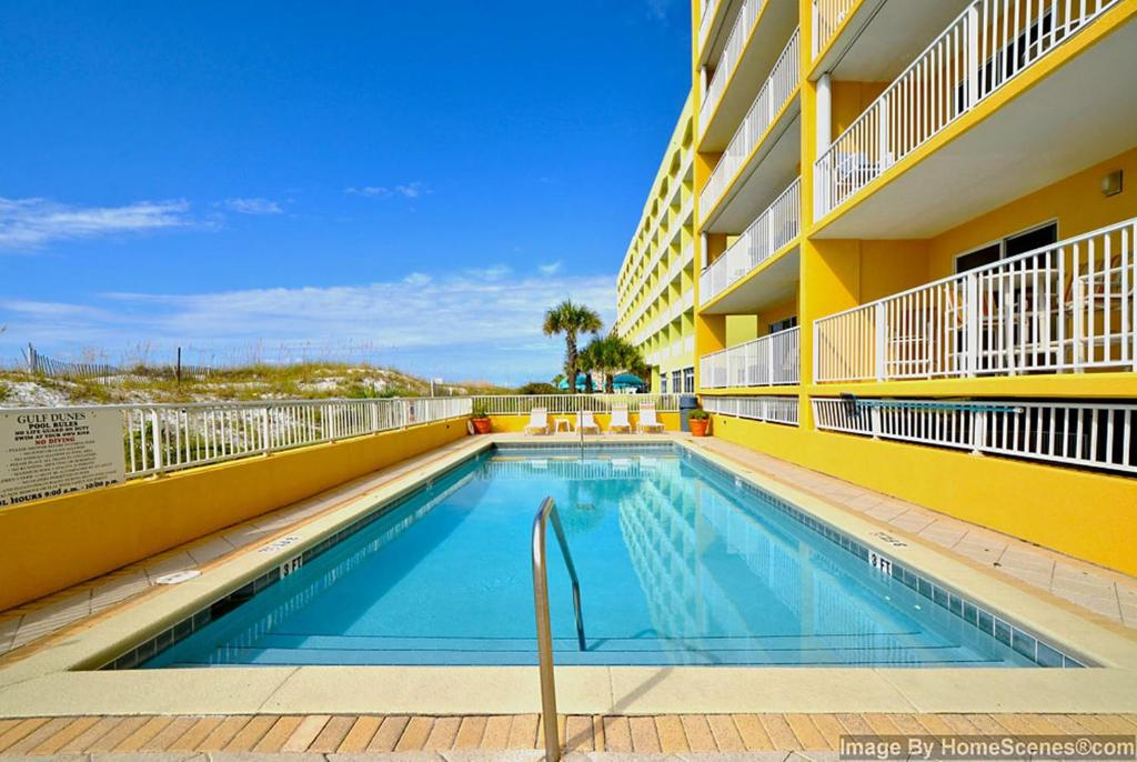 Gulf Dunes Beach Resort Fort Walton Beach Fl Booking Com