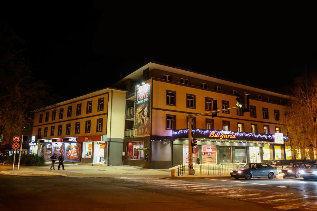 Хотел България - Кърджали