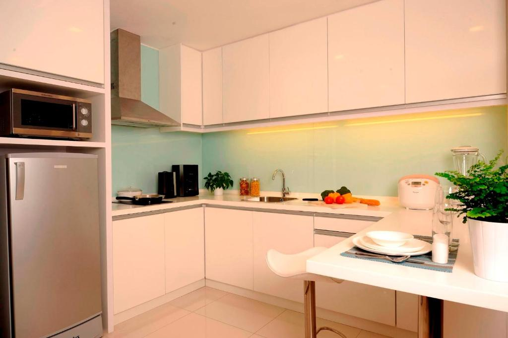 Studio Apartment Kl condo hotel fraser place kuala lumpur, malaysia - booking