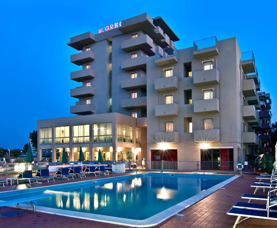 Club Hotel Gregory Park Rimini
