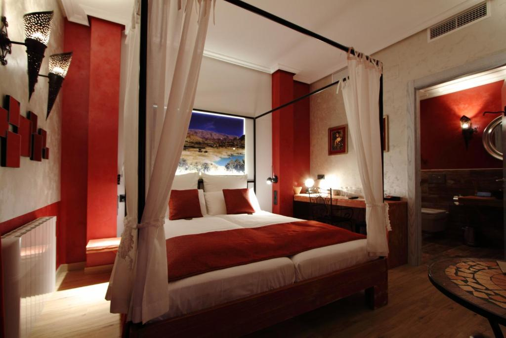 Boutique Hotel Sierra de Alicante 10