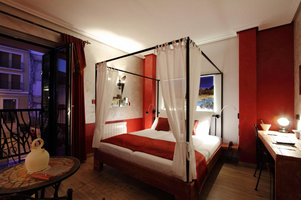 Boutique Hotel Sierra de Alicante 11