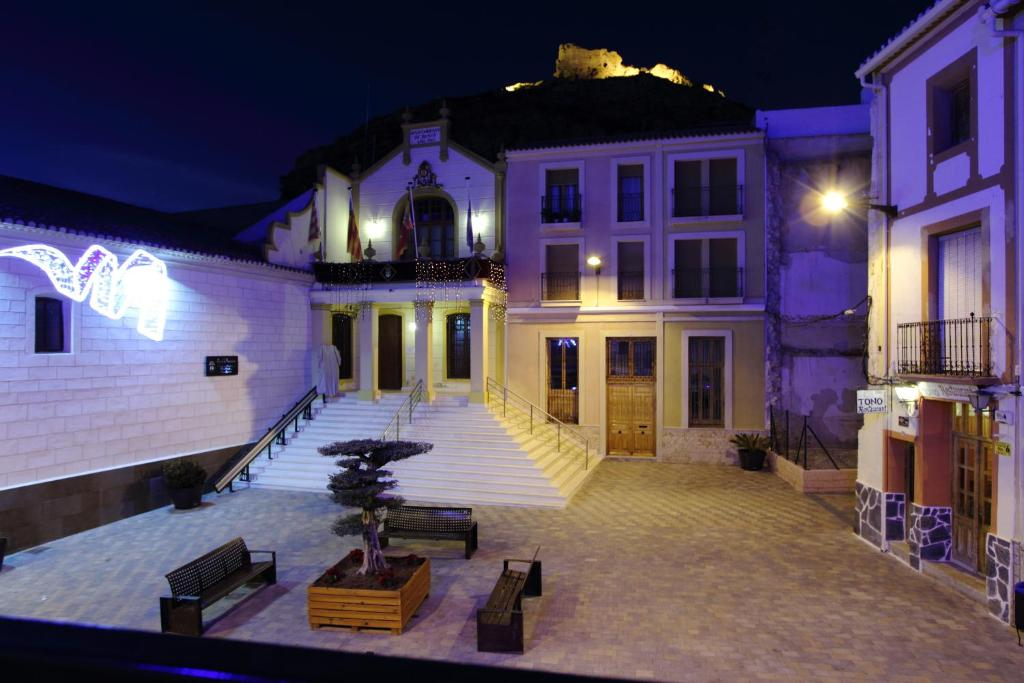 Boutique Hotel Sierra de Alicante 27