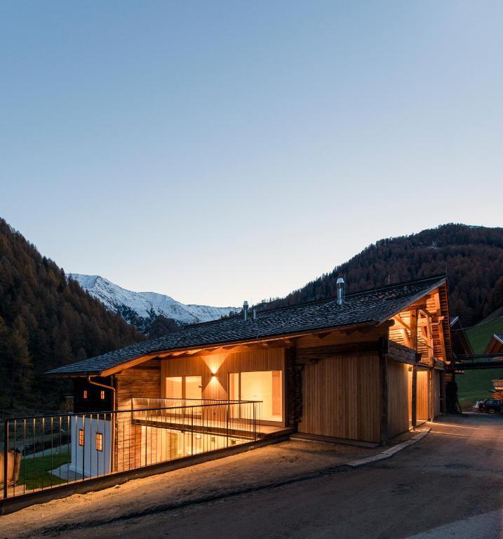 Haus Seeblick Hotel Garni Ferienwohnungen: Ferienwohnung Giatla Haus (Österreich Innervillgraten