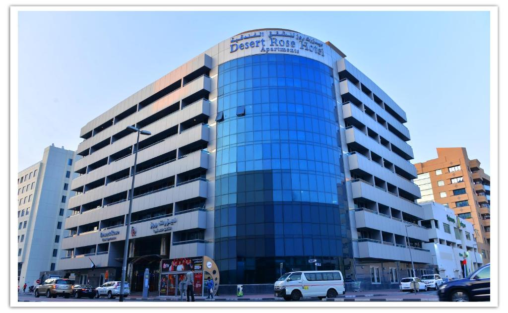 Desert rose apartment dubai uae for Dubai hotels offers
