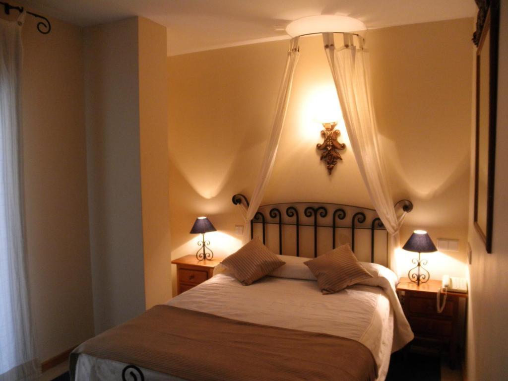 hoteles romanticos avila