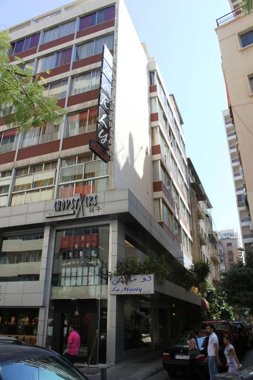 Le Marly Hotel