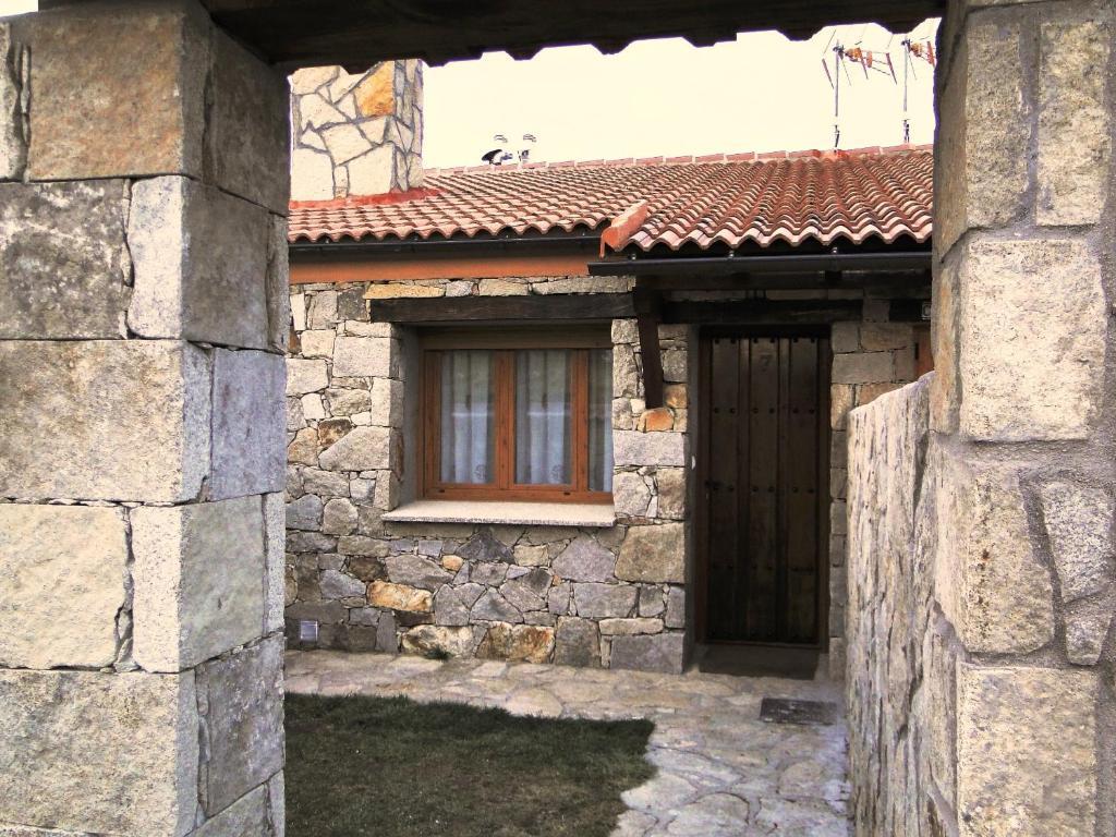 Casa de Campo La Casita del Alberche (Espanha San Martín de ...