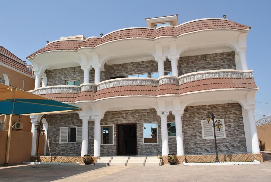 Oceania appart hotel djibouti djibouti for Appart hotel a madrid