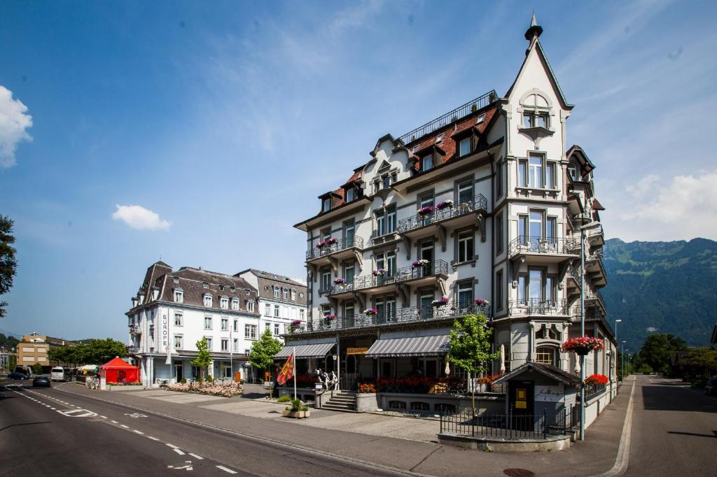 Carlton Europe Hotel Interlaken Switzerland Booking Com