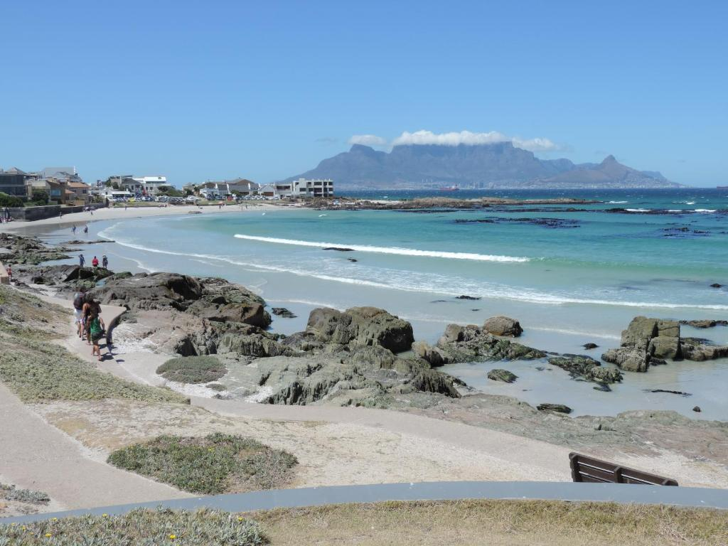 Apartment Infinite Ocean View Coral Road Bloubergstrand