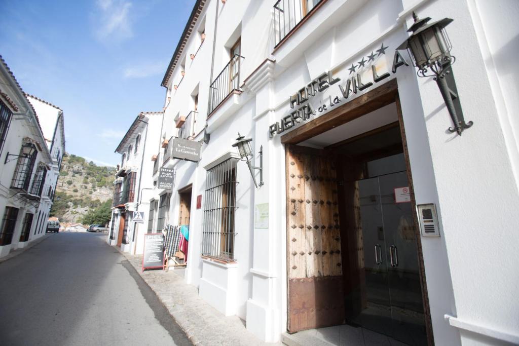 Puerta de la villa grazalema precios actualizados 2019 - Hotel puerta de la villa ...