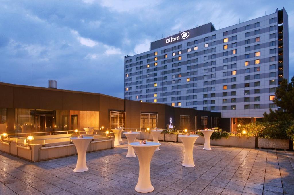 ヒルトン デュッセルドルフ(Hilton Düsseldorf)