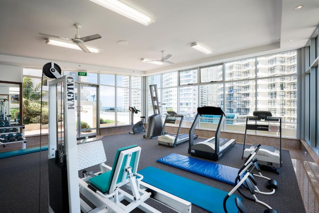 Paradise Centre Apartment Gold Coast Australia Booking Com