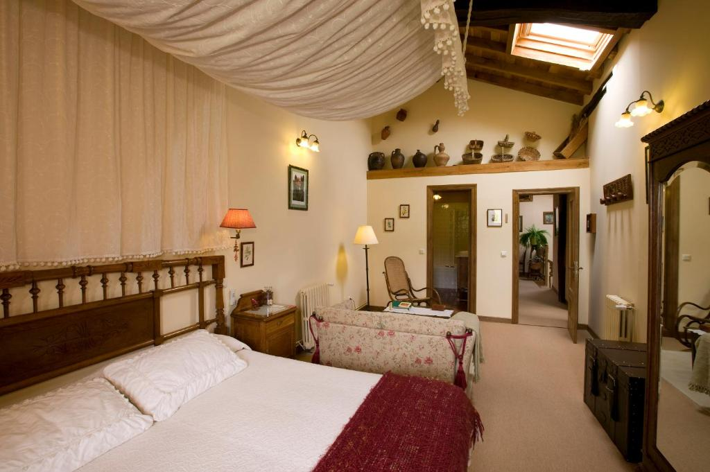 boutique hotels in quintanilla del rebollar  6