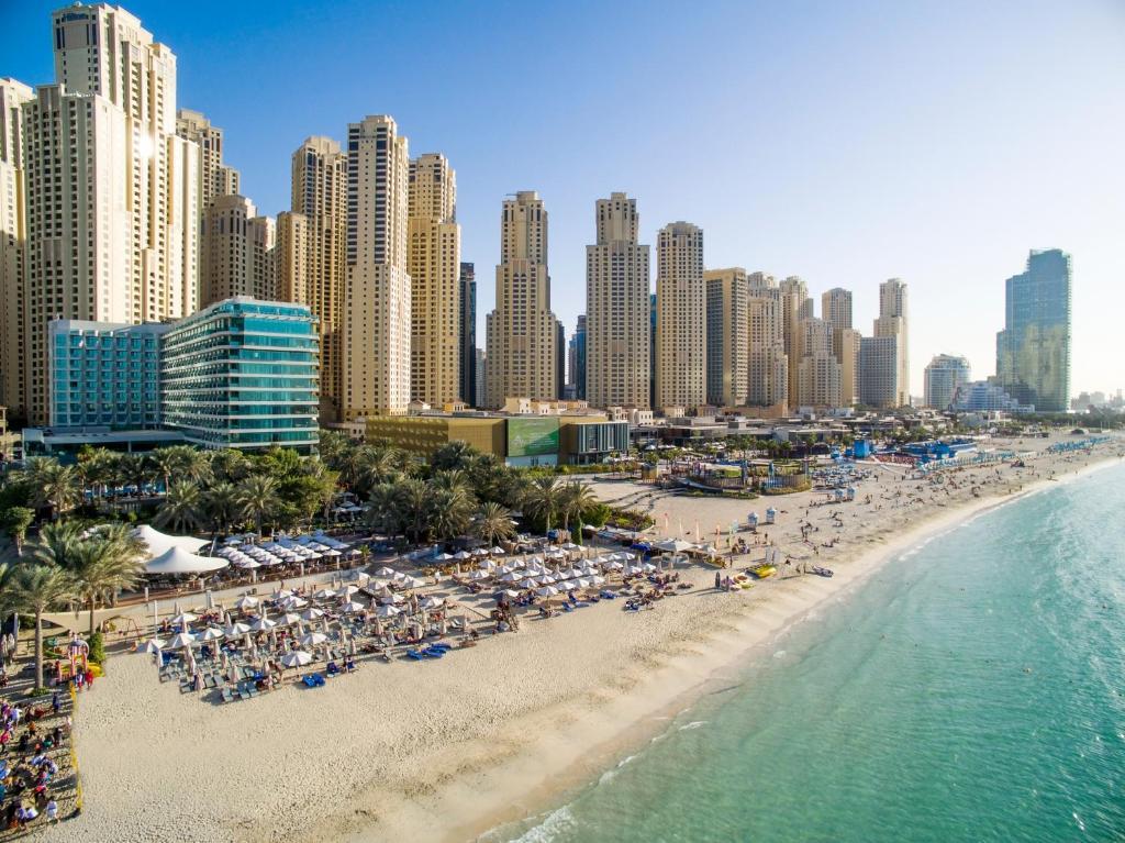 ОАЭ! Дубай! Пляж, релаксация и разные вкусности...