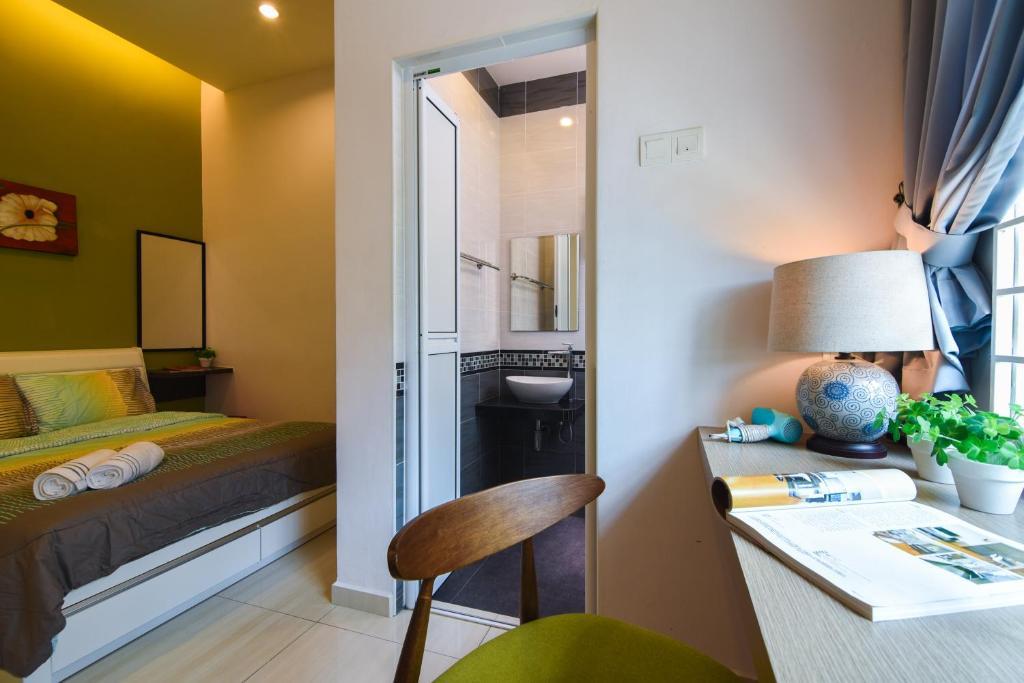 Apartment Saffron Stay Melaka Malacca Malaysia Bookingcom