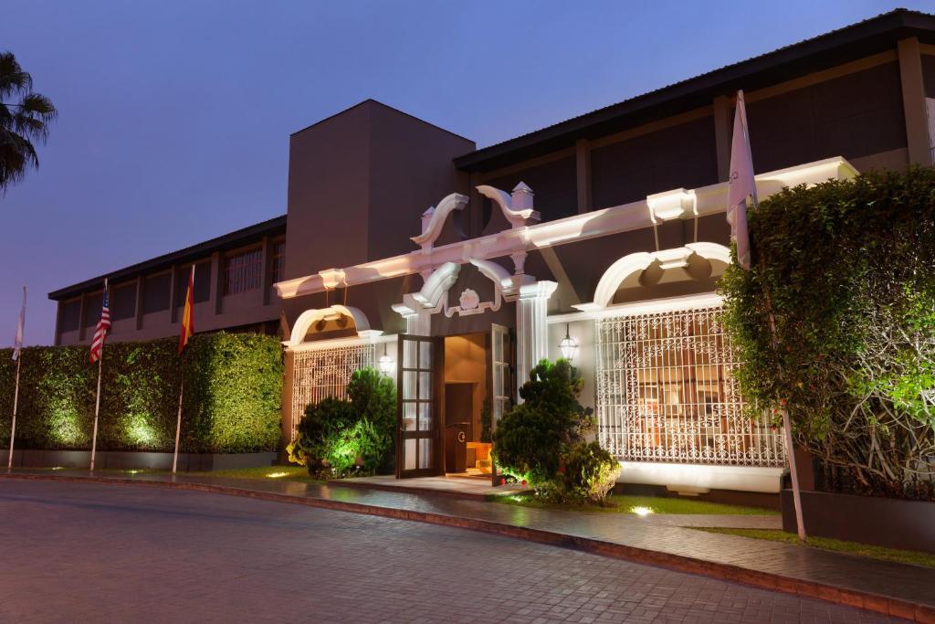 Hotel Costa Del Sol Wyndham Trujillo  Per U00fa Trujillo