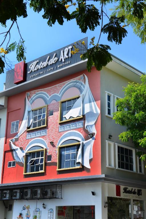 Hotel De Art Section 19 Shah Alam Malaysia