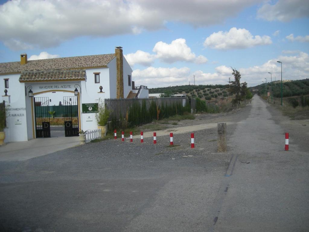 Bonita foto de Apartamentos Turístico Rurales Vía Verde del Aceite