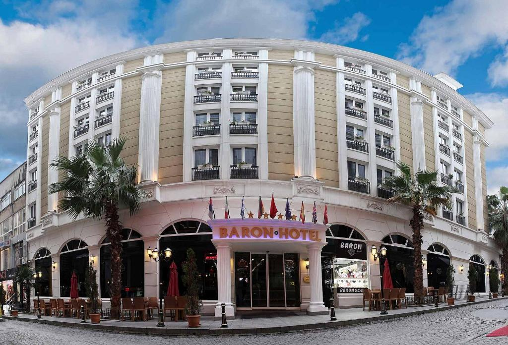 Baron hotel istanbul turkey for Cheap hotels in istanbul laleli