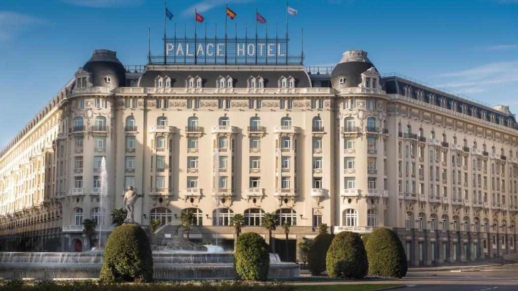 Booking Madrid Hotel